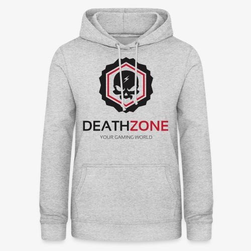 DeathZone Logo Avatar - Bluza damska z kapturem