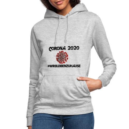 Corona 2020 - Frauen Hoodie