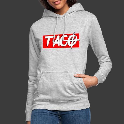Tac+ - Dame hoodie