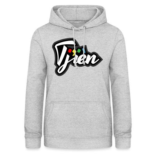 Tjien Logo Design - Vrouwen hoodie