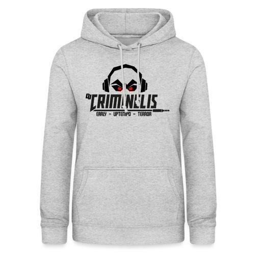 criminelis - Vrouwen hoodie
