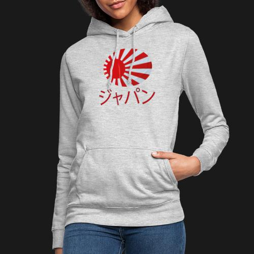 Japan - Sweat à capuche Femme