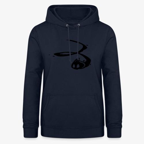 Ink Splat - Vrouwen hoodie