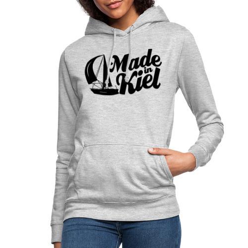Made in Kiel - Frauen Hoodie