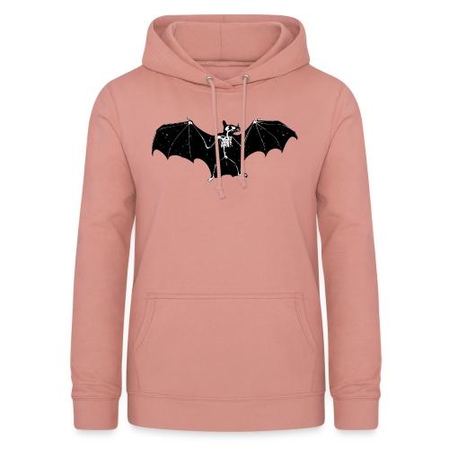 Bat skeleton #1 - Women's Hoodie