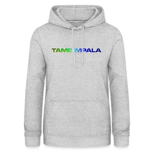 tameimpalabrand - Felpa con cappuccio da donna