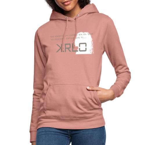 Camisetas Kirlo Sin Ti - Sudadera con capucha para mujer
