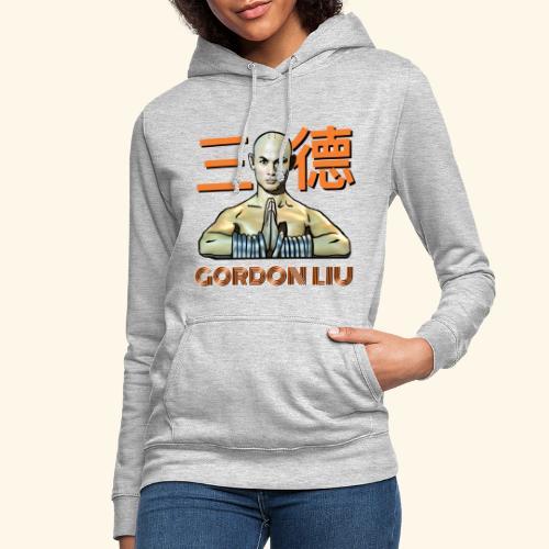 Gordon Liu - San Te Monk (Official) 6 dots - Vrouwen hoodie