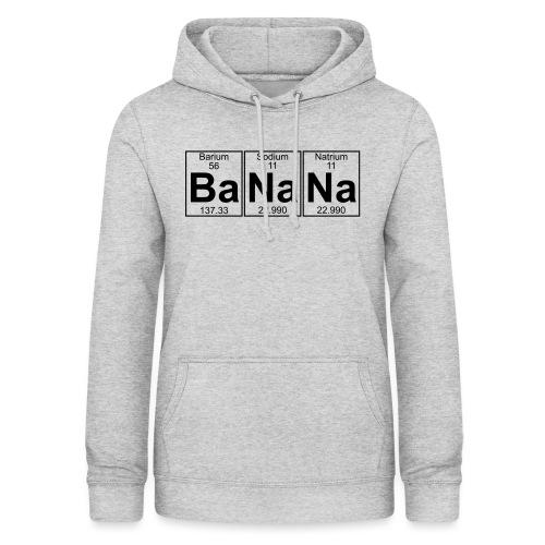 Ba-Na-Na (banana) - Full - Women's Hoodie