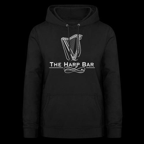 Logo The Harp Bar Paris - Sweat à capuche Femme