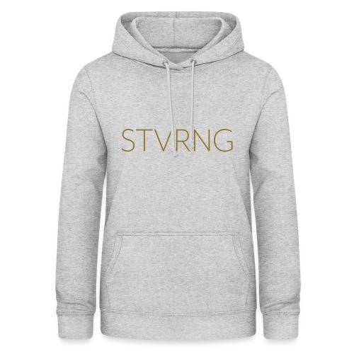 Stvrng - Dame hoodie