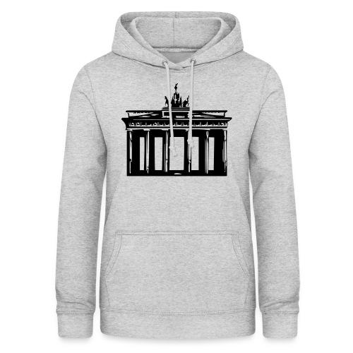 Brandenburger Tor - Frauen Hoodie