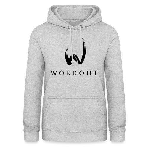 Workout mit Url - Frauen Hoodie