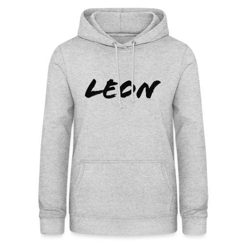 Leon - Sweat à capuche Femme