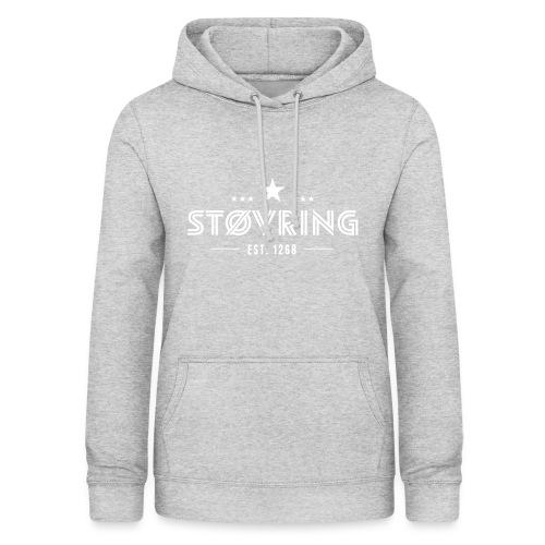 Støvring Stars - Dame hoodie