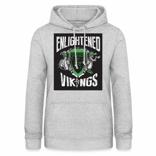 Enlightend Vikings - Hettegenser for kvinner