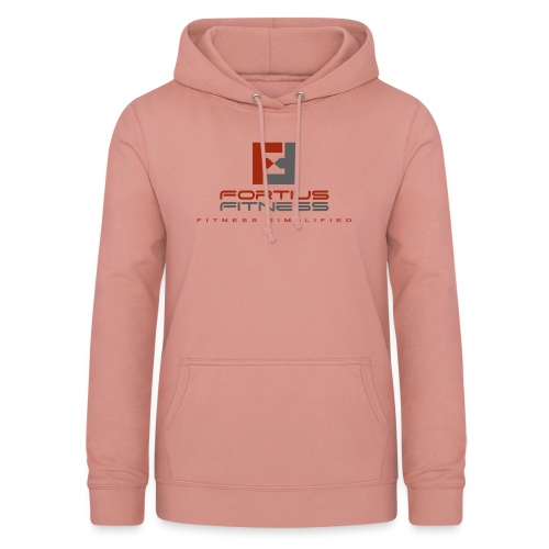 Fortius Fitness - Dame hoodie