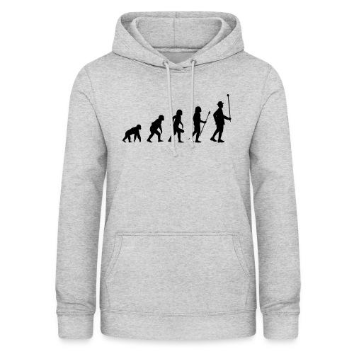 Stabführer Evolution - Frauen Hoodie