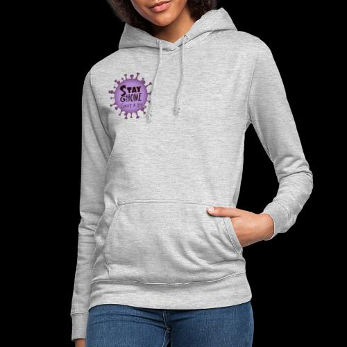 stay at home 3 - Women's Hoodie