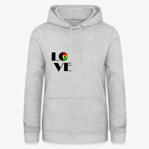 Love Ghana - Women's Hoodie
