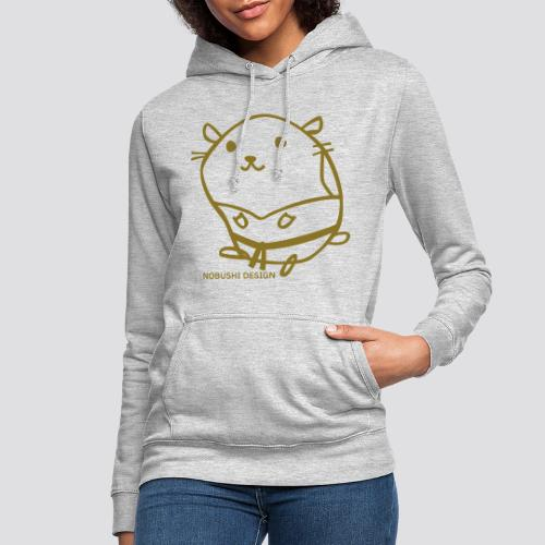 Gouden Hamster - Vrouwen hoodie