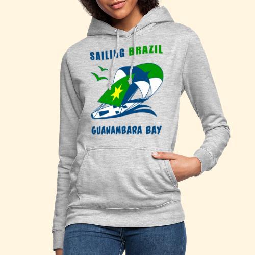 Sailing Brazil - Women's Hoodie