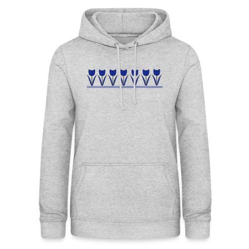 tulpen - Vrouwen hoodie