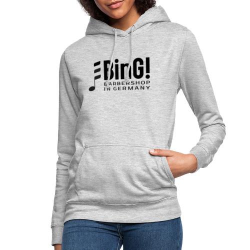 BinG Logo - Frauen Hoodie