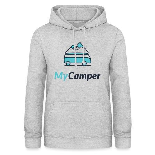 MyCamper Logo Classic - Frauen Hoodie