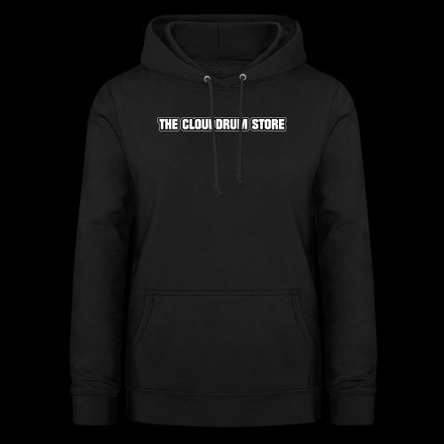 THE CLOUDDRUM STORE - Vrouwen hoodie