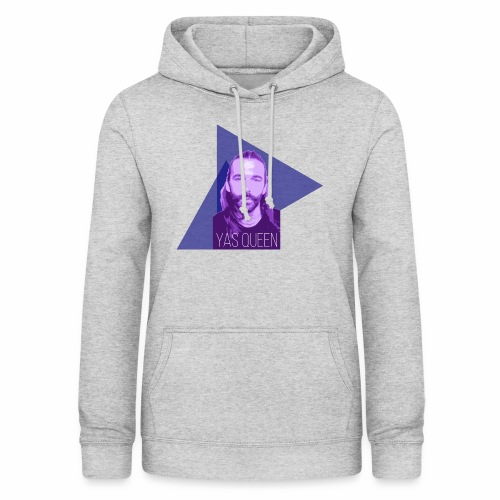 Johnathan Van Ness says YAS QUEEN - Women's Hoodie