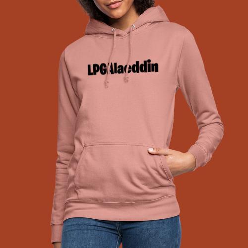 LPGAlaeddin - Frauen Hoodie