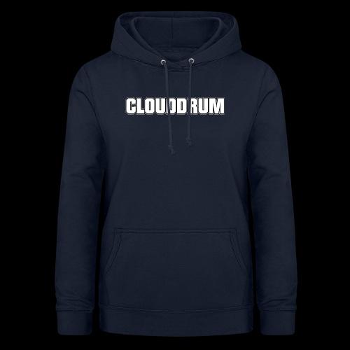CLOUDDRUM - Vrouwen hoodie
