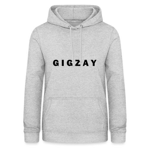 Gigzay - Sweat à capuche Femme