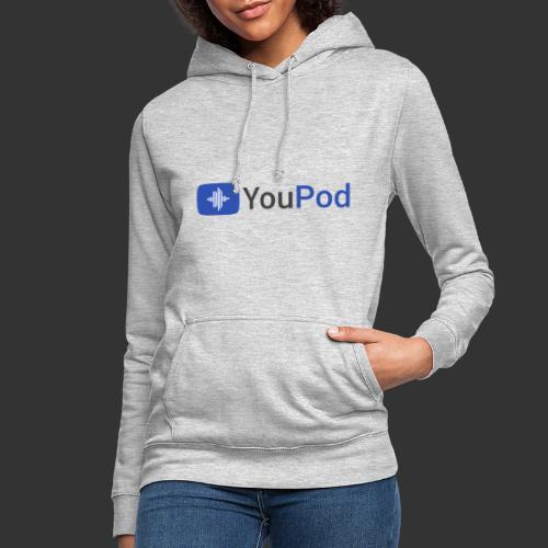 YouPod - Sweat à capuche Femme