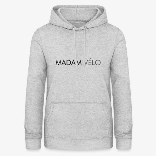 tekst - Vrouwen hoodie