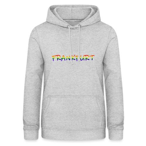 Frankfurt Rainbow #1 - Frauen Hoodie