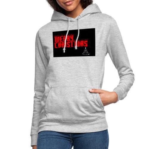 MERRY CHRISTMAS SHIRT - Dame hoodie