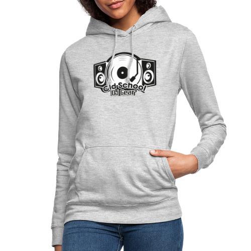 Old School DJ Gear - Frauen Hoodie