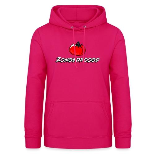 ZONGEDROOGD - Vrouwen hoodie