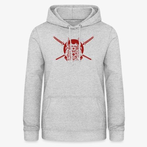 Samurai Warrior - Frauen Hoodie
