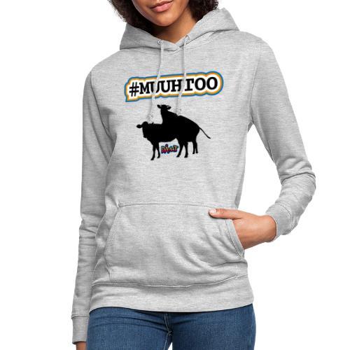 Muuhtoo - Dame hoodie