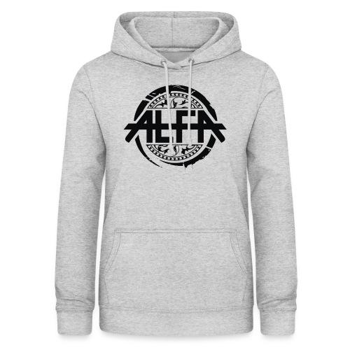 Alfa Logo - Frauen Hoodie
