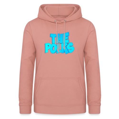 THEPolks - Sudadera con capucha para mujer