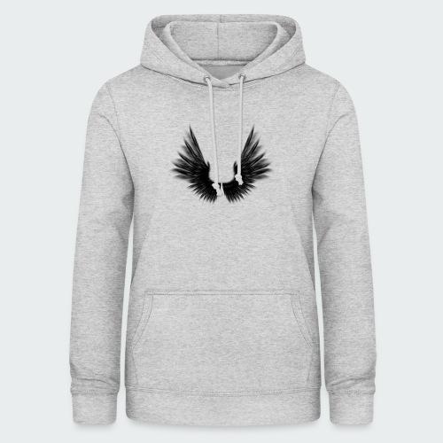 Dark Wings - Frauen Hoodie