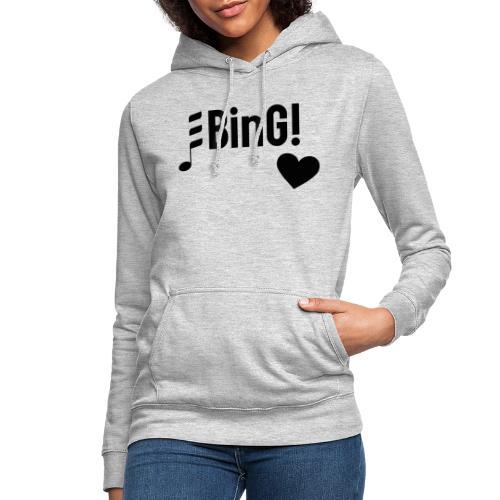 BinG Love - Frauen Hoodie