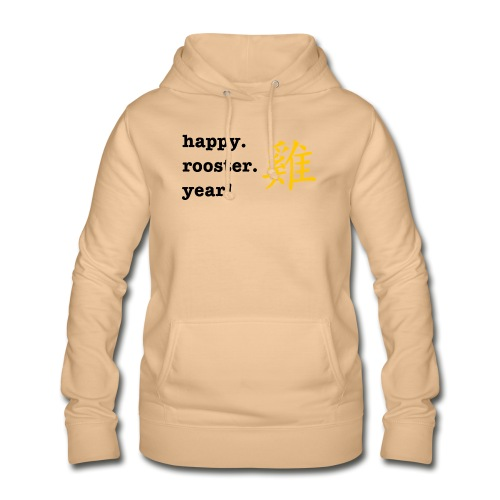 happy rooster year - Women's Hoodie