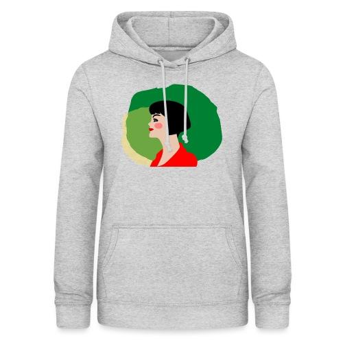 Amélie - Sudadera con capucha para mujer