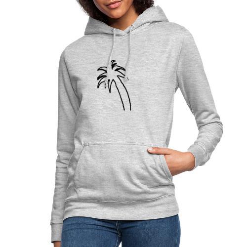 Palme - Frauen Hoodie