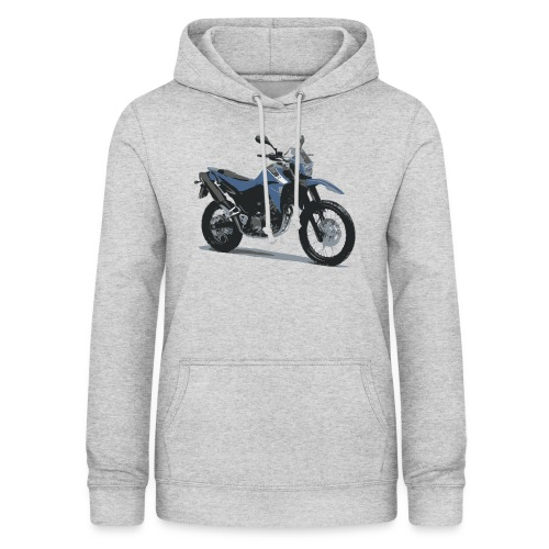 Moto XT 660 R - Sudadera con capucha para mujer